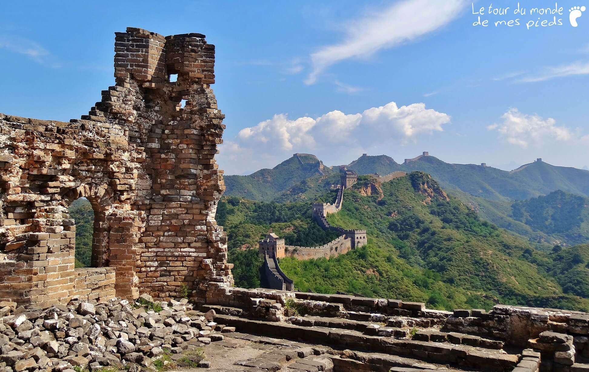 voyage carnet grande muraille chine