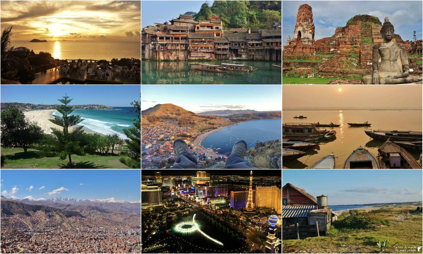 dix lieux coups de coeur voyage