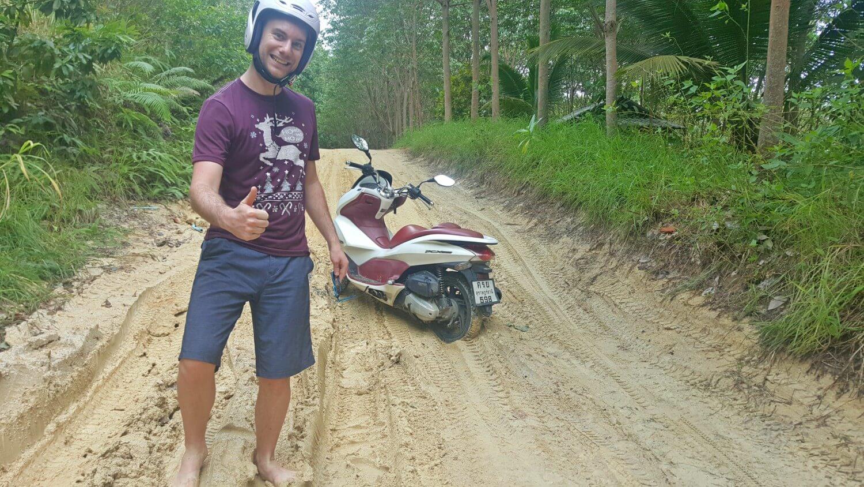 scooter thailande